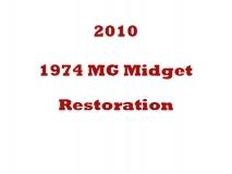 1974 MG Midget Restoration