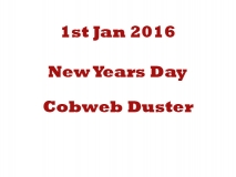 Cobweb Duster 01-01-2016