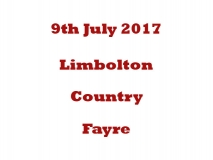 Kimbolton Country Fayre 09-07-17