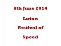 Luton 23rd Festival of Speed 0