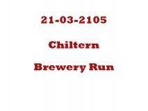Chiltern Brewery Run