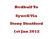 Redbull - Sywell 2012