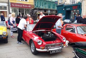 Cirencester Car Show