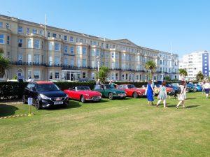 End Western Lawn Eastbourne & Lansdowne Hotel